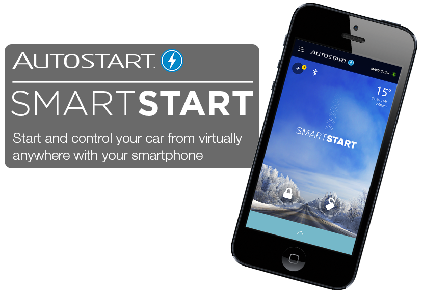 Autostart SmartStart - Start and control your car from virtually anywhere with your smartphone
